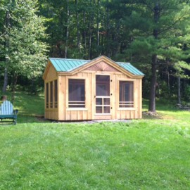 10x14-florida-room-post-beam-screen-house-kit-custom-built-massachusetts