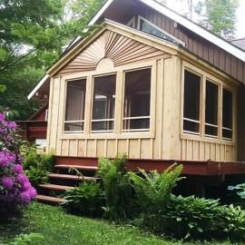 outdoor office shed prefab garden office jamaica cottage shop - Prefab Office Shed