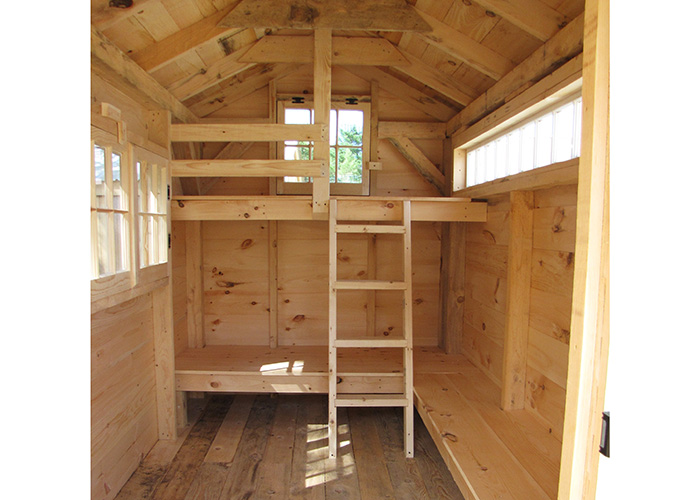 Tiny Home Designs: Bunk House