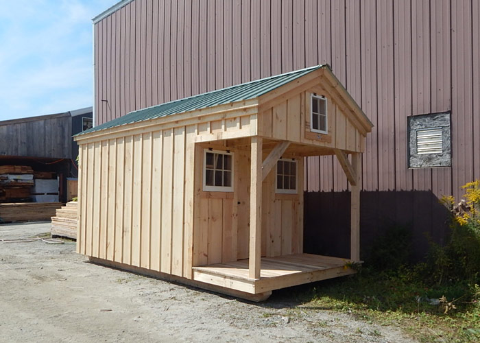 Bunk house for Home design 8x16