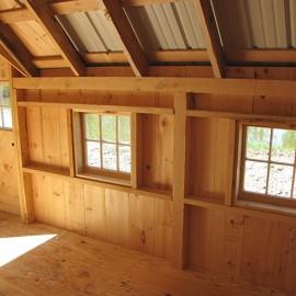 Dollhouse interior.
