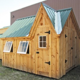 10x14 Dollhouse - Exterior