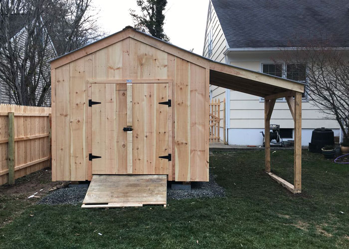 10x Storage Shed Outdoor Sheds For Sale Wooden Storage