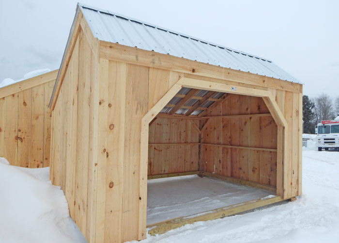 Horse Run In Shed Kits Horse Shelter Kits Horse Sheds