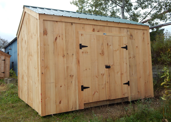 10x storage shed outdoor sheds for sale wooden storage for Shed plans for sale