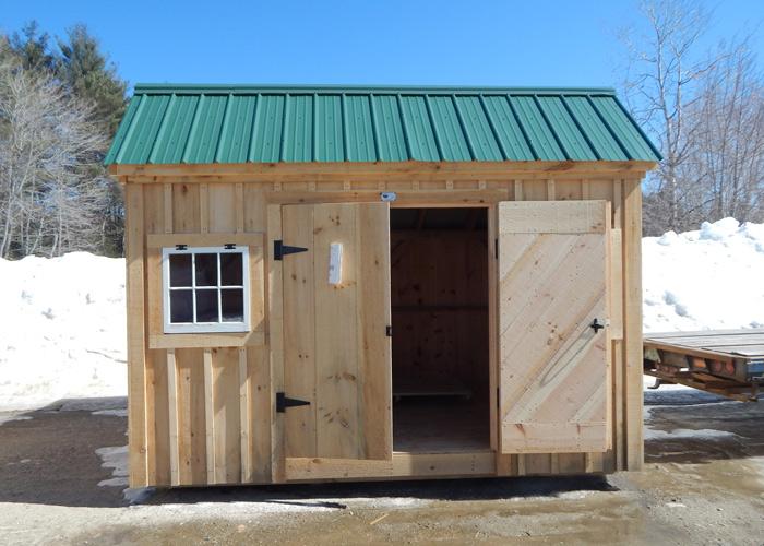 Saltbox Sheds Small Storage Shed Plans Garden Shed Kit
