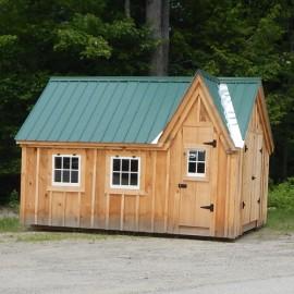 10x16 Dollhouse - Exterior