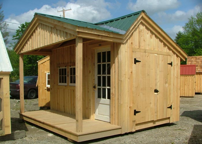 Pre Built Small Cabins