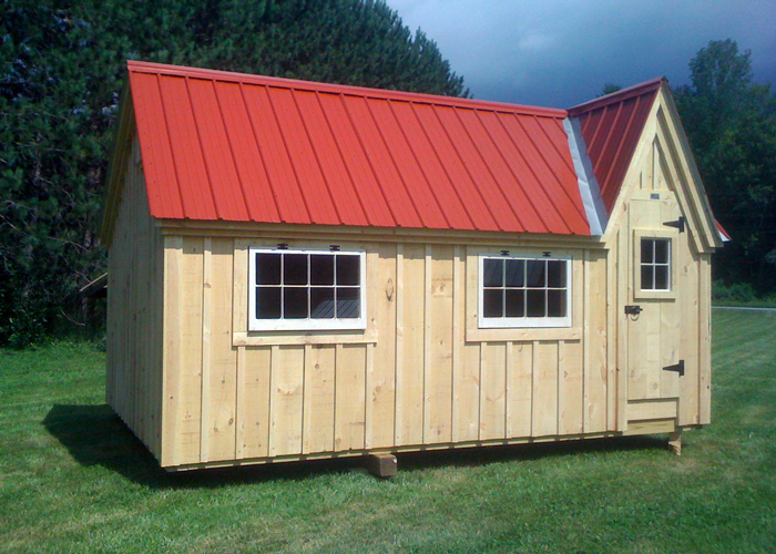 Prefabricated Sheds Stylish Sheds Simple Cottage Plans