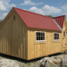 12x16 Dollhouse - Exterior