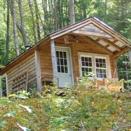 12x16 Home Office - Custom exterior