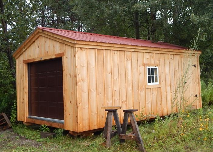 12x20 Shed Garage : Shed kit garage kits for sale