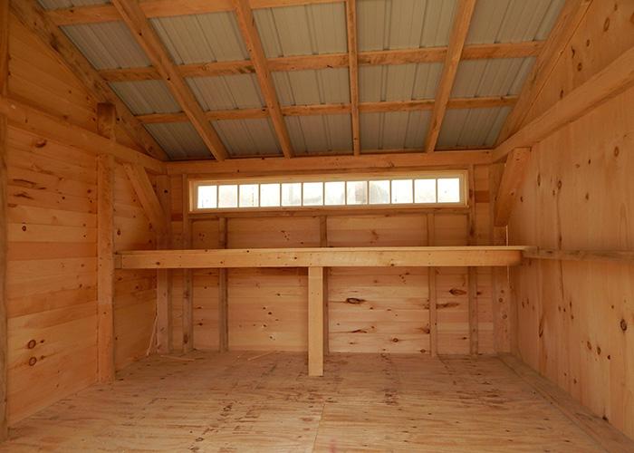 12x20 Shed Plans Equipment Shed Plans Jamaica Cottage Shop