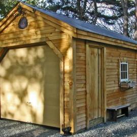 12x20 Garage - Custom Exterior