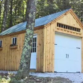 14x20 Garage - Exterior