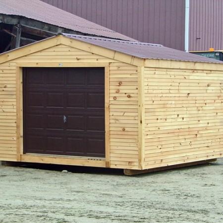 14x20 barn garage custom exterior for 12 x 14 garage door