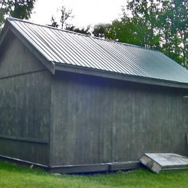 20x30 Garage - Custom Exterior