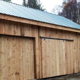 20x30 Barn - Exterior