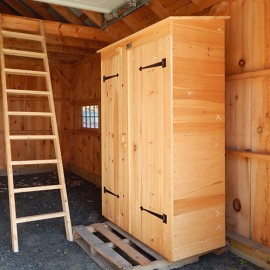 2x4 Garden Closet