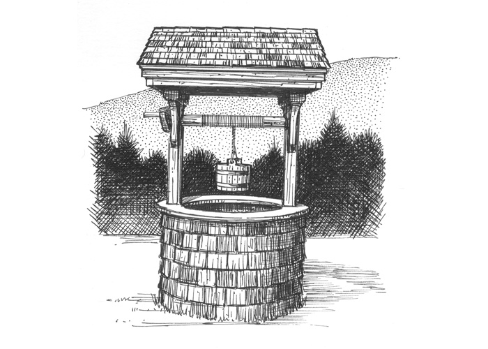 Wishing Well For Sale Wishing Well Kit Wishing Well Plans