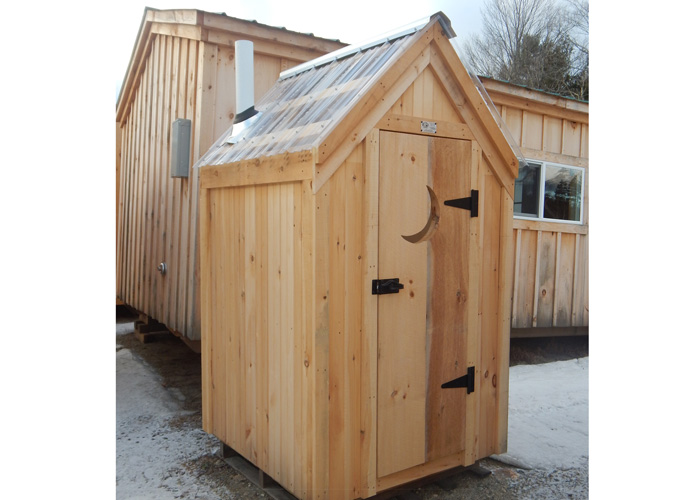 Outhouse Building Kit Bing Images