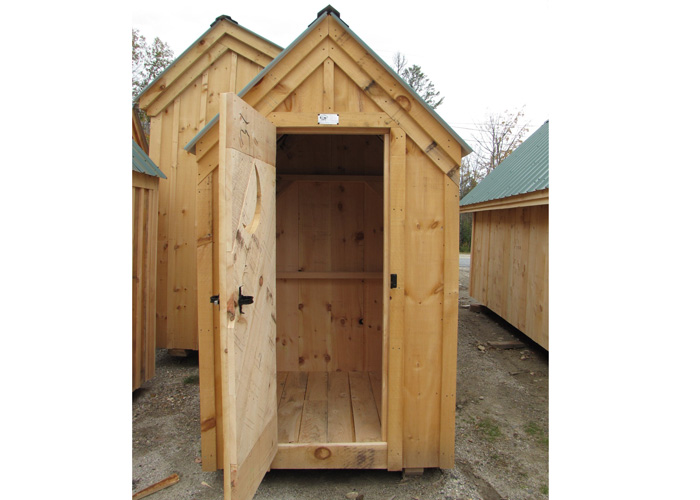 Garden Sheds 4x4 out house shed -