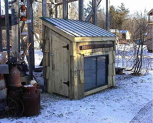 Chicken Coop 4x6 Jamaica Cottage Shop
