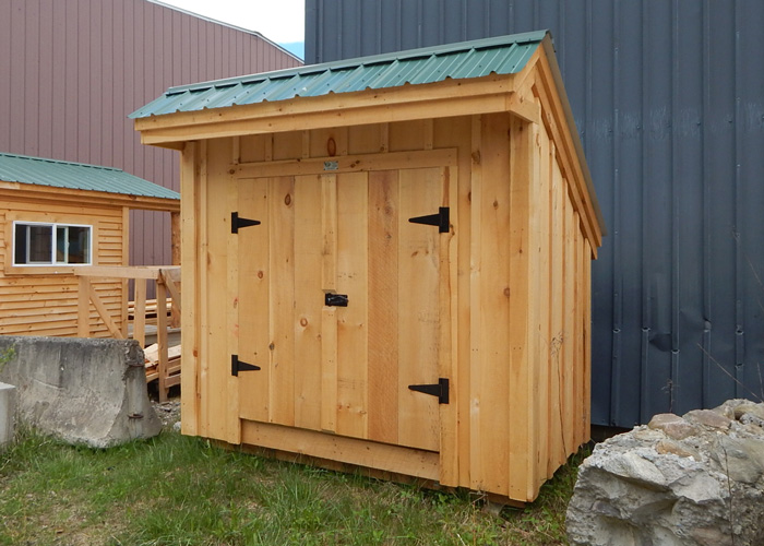 Garden Sheds 4 X 8 small tool shed | 4x8 shed | wooden tool shed | plans for storage