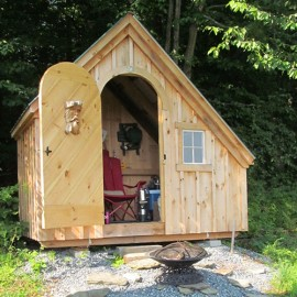 Garden Sheds Vermont prefab shed kits | prefabricated storage sheds | jamaica cottage shop