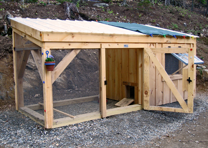 Chicken Coop Kit Prefab Chicken Coops Wooden Chicken Coops