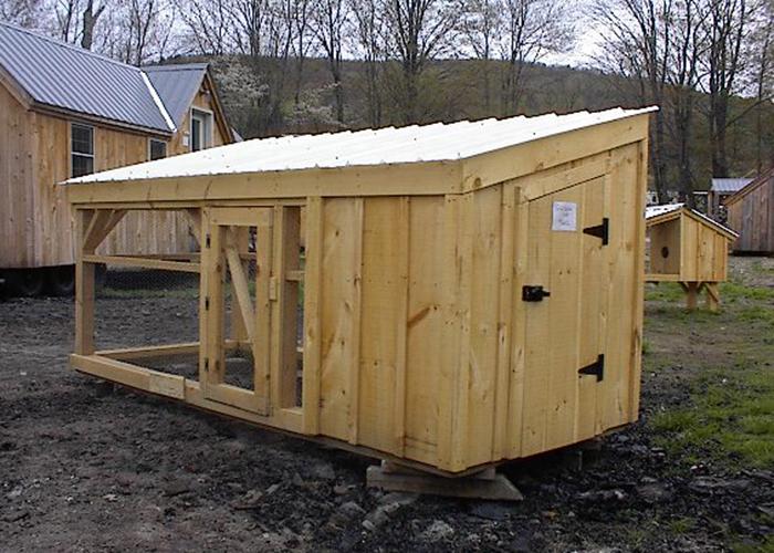 Chicken Coop Kit Prefab Chicken Coops Wooden Chicken Coops