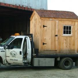 6x8 Nantucket - Custom exterior