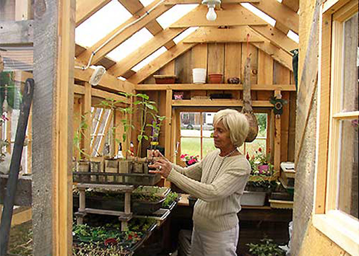 garden sheds inside garden sheds and greenhouse combinations combo shed more to - Garden Sheds With Greenhouse