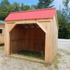 8x12-basic-run-in-autumn-red-roof-small-animal-shelter-goat-barn