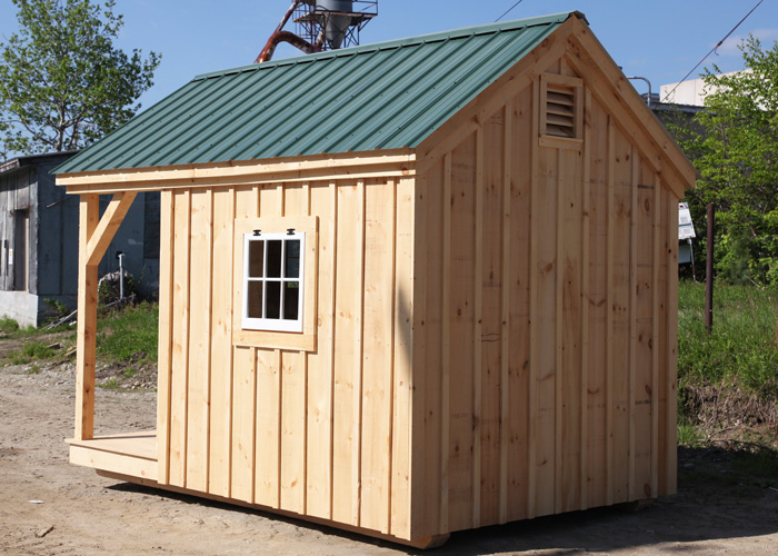 Small cabins kits small cabin plan small cottages plans for Board and batten cabin plans