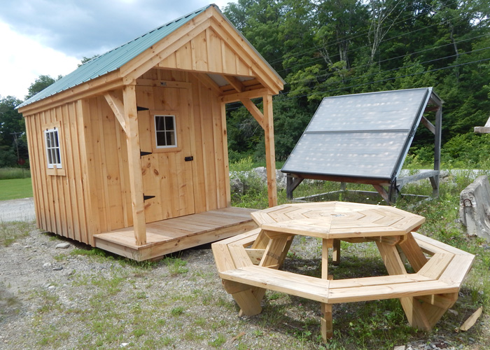 Small cabins kits small cabin plan small cottages plans for 8x8 house plans