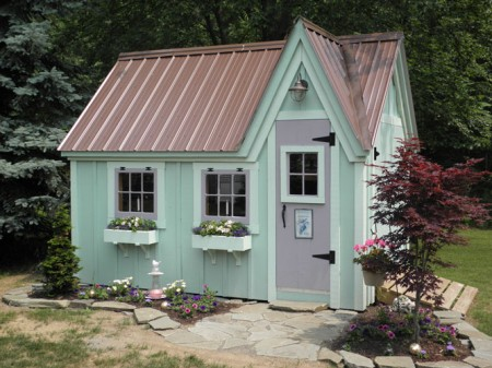 She Sheds For Sale She Shed Kits Jamaica Cottage Shop