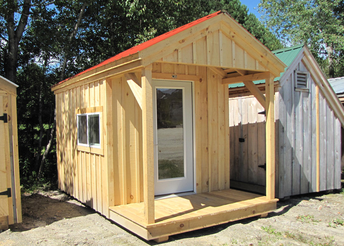 Small cabins kits small cabin plan small cottages plans for Metal cabin kits