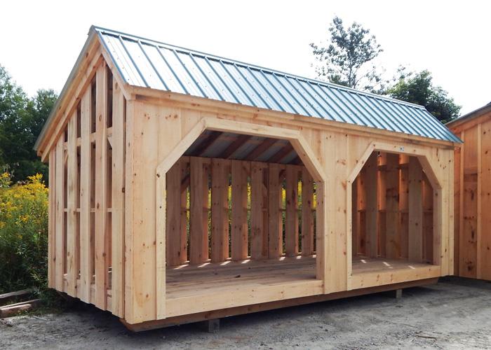 Woodbin 8x Jamaica Cottage Shop