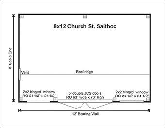 Church Street Floor Plan