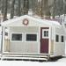 12x16 Potting Fort - Custom exterior