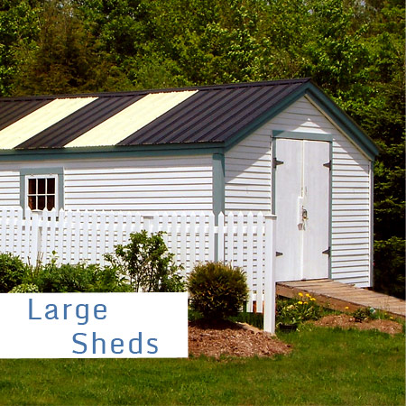 large sheds for sale large storage sheds large shed kits