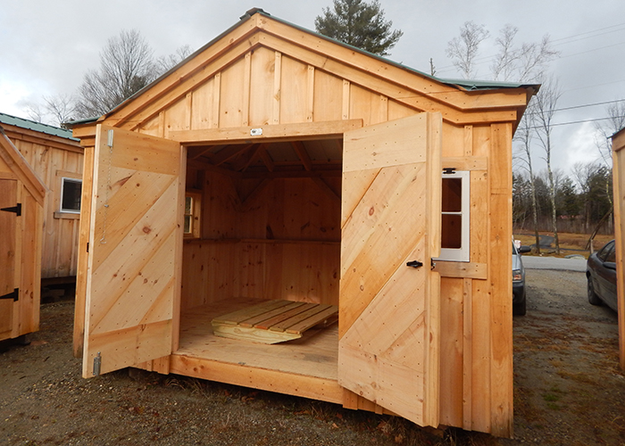 Wood tool sheds backyard storage shed tool sheds for sale for Equipment shed