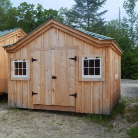 10x12 Tool Shed - inventory clearance model