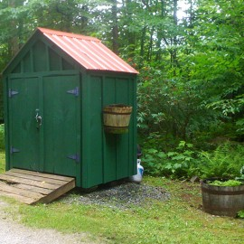 Garden Sheds Kits garden shed kits | outdoor wood sheds | jamaica cottage shed