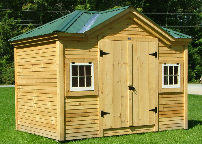 Small Sheds And Barns : Wood tool sheds backyard storage shed for sale