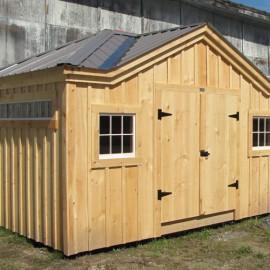 Tool shed - custom exterior