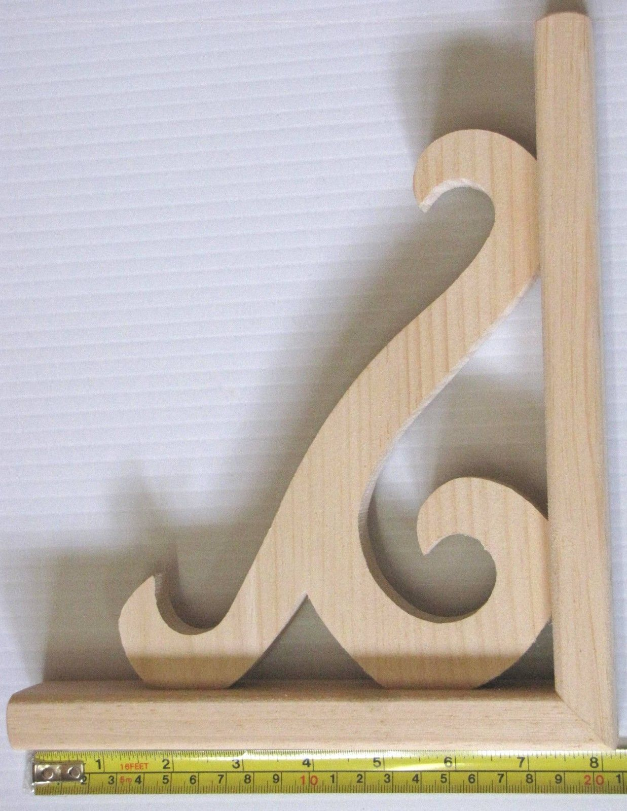 Wooden Shelf Bracket