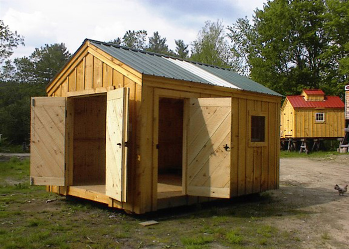 Gable sheds storage shed kits for sale shed with windows for 10x14 garage door