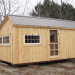 12x20 Custom Saltbox Shed